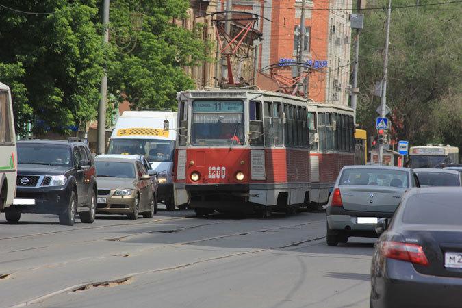 11-й трамвай все-таки убрали с