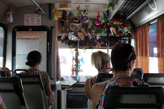 В Саратове новый автобусный