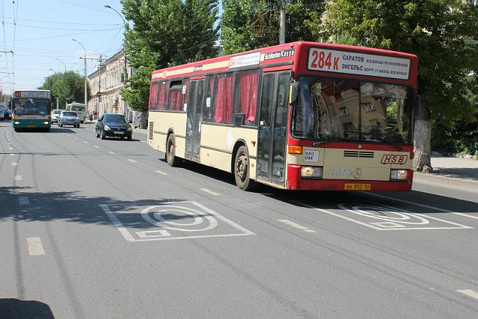 Ради спасения троллейбусов