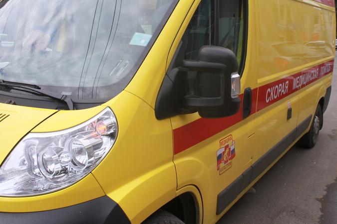 В Саратове автобус 2Д сбил на