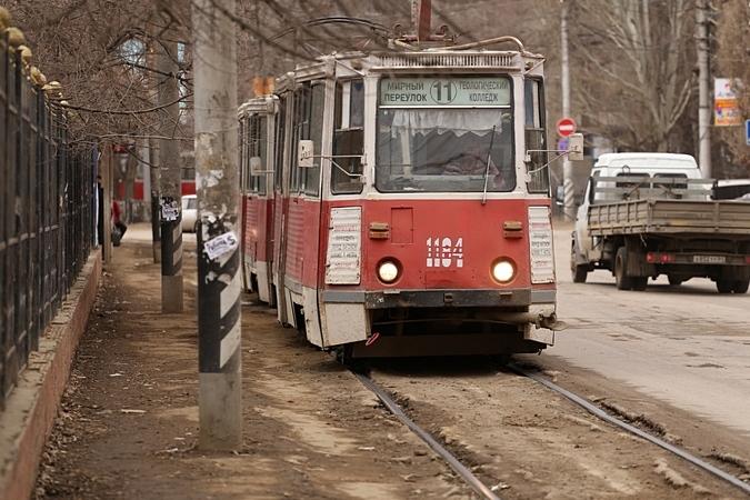 Трамваи и троллейбусы Саратова